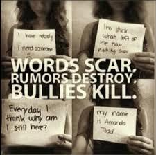 bullies kill