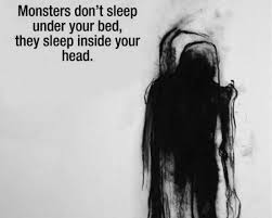 depression-monster