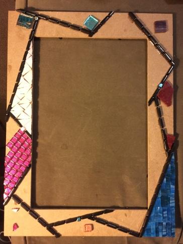 Patchwork Frame 1